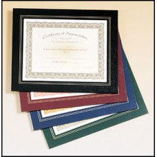 Leatherette Frame Certificate Holder